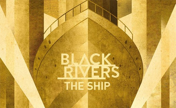 NEW BAND 'BLACK RIVERS' FROM DOVES MEMBERS JEZ AND ANDY 2