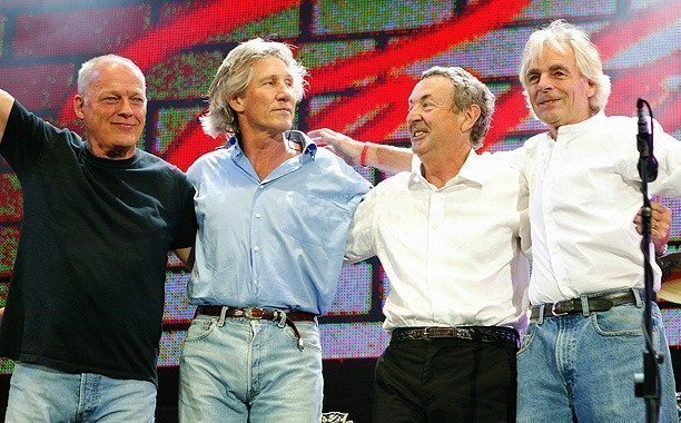 PINK FLOYD TO RELEASE NEW ALBUM
