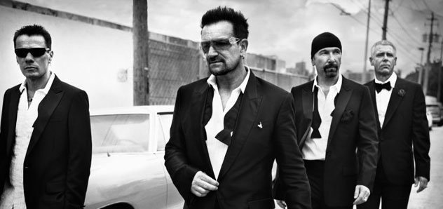 NEW U2 ALBUM TO BE PRELOADED ON TO IPHONE 6