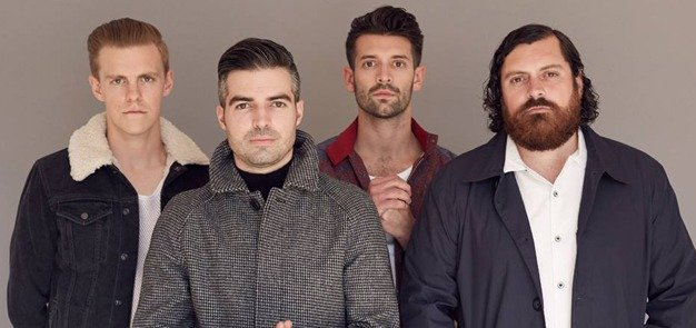 THE BOXER REBELLION RELEASE LIVE EP AND ANNOUNCE TOUR DATES