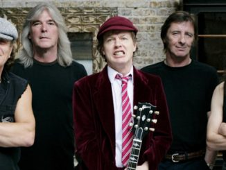 AC/DC REVEAL NEW SONG 'PLAY BALL' LISTEN HERE