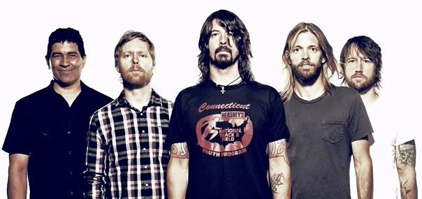 FOO FIGHTERS SHARE NEW SONG 'SOMETHING FROM NOTHING' LISTEN HERE!