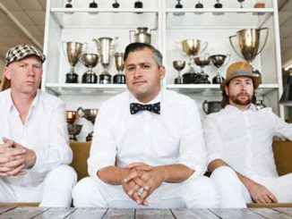 ELLIOTT BROOD RELEASE NEW VIDEO FOR 'LITTLE ONES' (FEAT. AARON GOLDSTEIN OF CITY AND COLOUR)