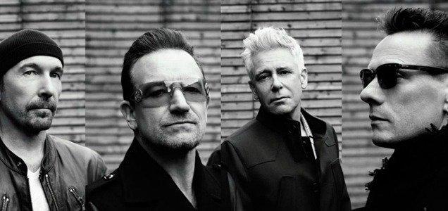 U2 - 'SONGS OF INNOCENCE'