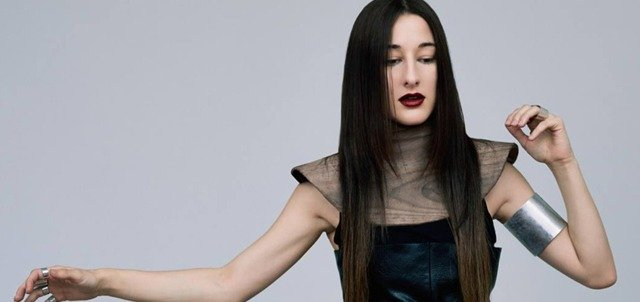 ZOLA JESUS   'GO (BLANK SEA)' REMIXED BY SKIN TOWN, REMIX EP OUT IN NOVEMBER