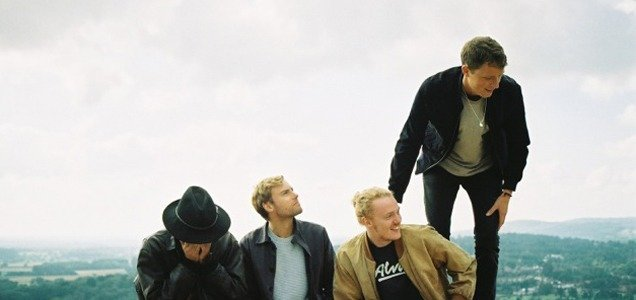 LONDON NEWCOMERS 'PALACE' TO SUPPORT JAMIE T
