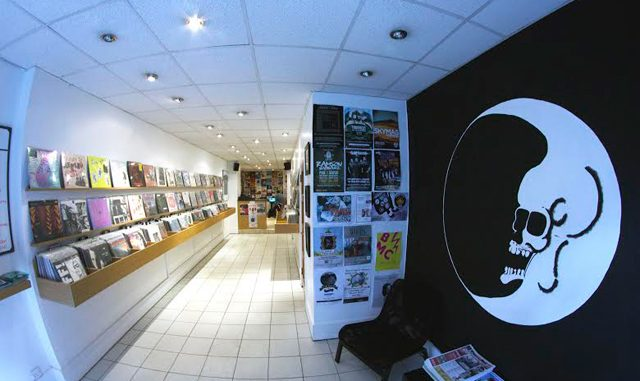 Sick Records Belfast