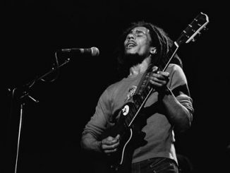 NEW BOB MARLEY LIVE ALBUM TO CELEBRATE 70TH BIRTHDAY