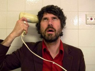 GRUFF RHYS JOINS DIONNE BENNETT FOR TWISTED DUET - MARRIED 2 ME - stream here