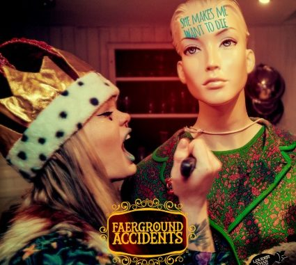 FAERGROUND ACCIDENTS - SHE MAKES ME WANT TO DIE - watch 2