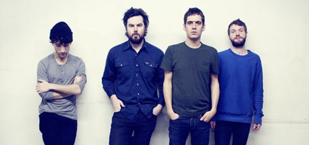 SUUNS AND JERUSALEM IN MY HEART ANNOUNCE SELF-TITLED COLLABORATION, OUT 13 APRIL