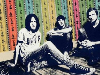 THE CRIBS / share 'Burning For No One' video & announce instore signings