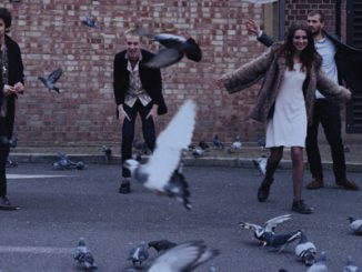 WOLF ALICE:  announce debut album, 'My Love Is Cool'- stream new single 'Giant Peach'