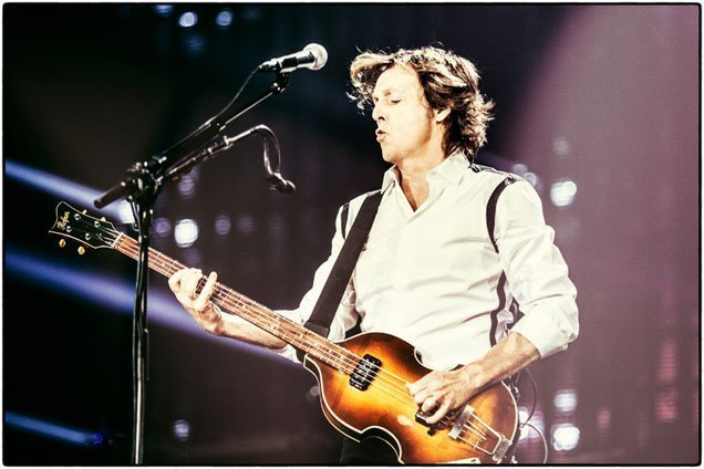 PAUL McCARTNEY TO HEADLINE FIREFLY MUSIC FESTIVAL  JUNE 18-21 AT THE WOODLANDS, DOVER DE