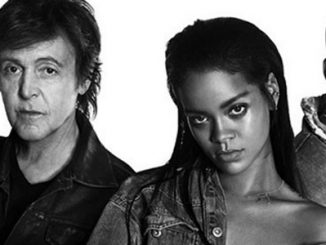 RIHANNA: FOURFIVESECONDS FT. KANYE WEST & PAUL MCCARTNEY - watch
