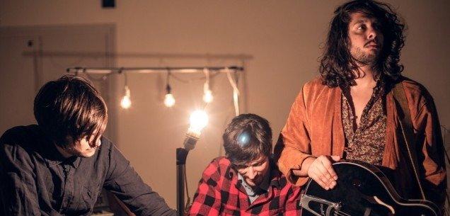 HONEYMILK RELEASES 'SANGUINE SKIES' SINGLE - listen 2