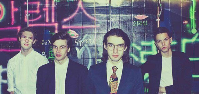 SPECTOR ANNOUNCE NEW SINGLE 'ALL THE SAD YOUNG MEN' - Listen