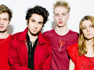 WOLF ALICE:  STREAM FREE DOWNLOAD B-SIDE 'I SAW YOU (IN A CORRIDOR)' - Listen/Download here! Wolf Alice