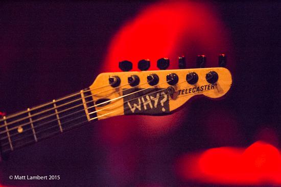 Van McCann's existential guitar