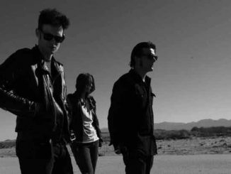 BLACK REBEL MOTORCYCLE CLUB - Announce 'Live In Paris' Album & DVD 1