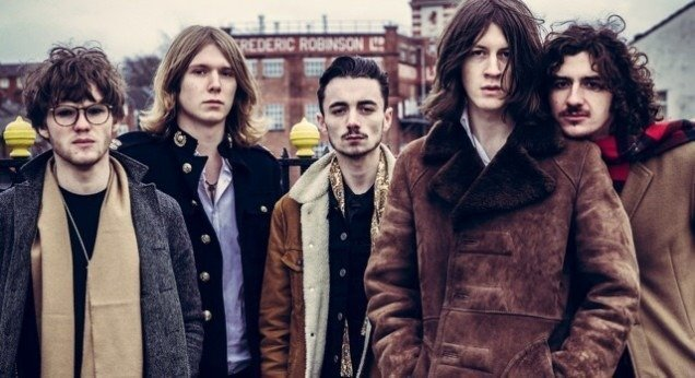 BLOSSOMS - PERFORM A SOLD OUT LONDON SHOW NEXT WEEK