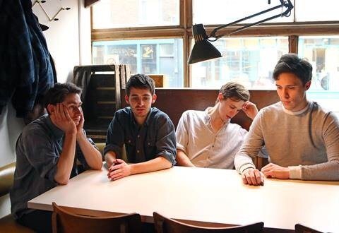 TRACK OF THE DAY:  FOSSA - FIVE DAYS' - LISTEN