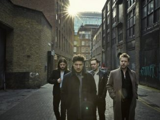 MUMFORD & SONS  will release their third album, 'Wilder Mind', on the 4th May