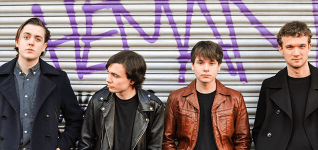 JOHN MCCULLAGH & THE ESCORTS:  to play prestigious London live headline debut