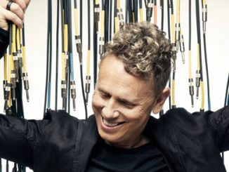MARTIN GORE - Announces solo album - 'MG' out April - Listen to track 4