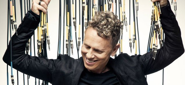 MARTIN GORE - Announces solo album - 'MG' out April - Listen to track