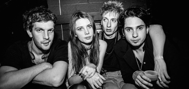 WOLF ALICE -  REVEAL NEW SINGLE 'BROS' - Listen