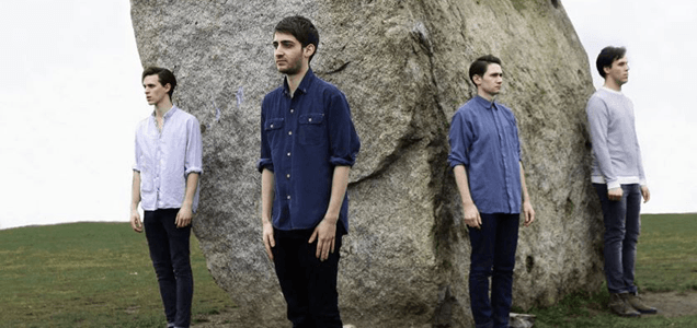 FOSSA - Stream Debut EP 'Sea Of Skies' - Listen