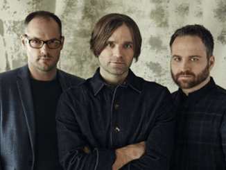 ALBUM REVIEW: DEATH CAB FOR CUTIE - KINTSUGI