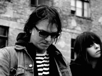 ANTON NEWCOMBE & TESS PARKS