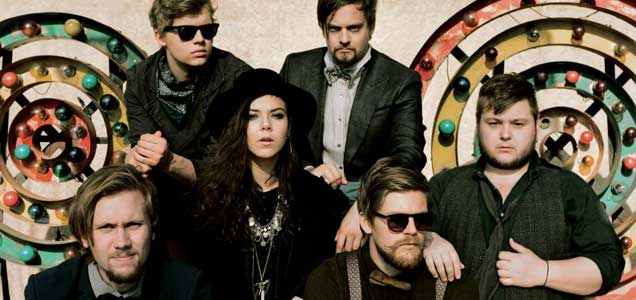 OF MONSTERS AND MEN / Announce UK Tour + Share New Album Track 'I Of The Storm'