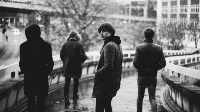 POLAR STATES - TO PLAY MASSIVE HOMECOMING SHOW AT LIVERPOOL's O2 ACADEMY