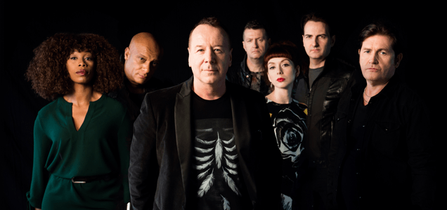 SIMPLE MINDS announce November 2015 UK arena live dates