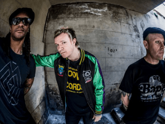 "Watch THE PRODIGY feat SLEAFORD MODS' ""Ibiza"" promo video"