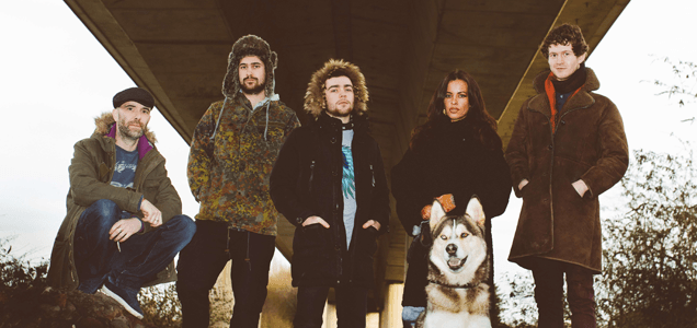 TRACK OF THE DAY - ZEFUR WOLVES - 'TROUBLED SOUL':  Exclusive 1st listen