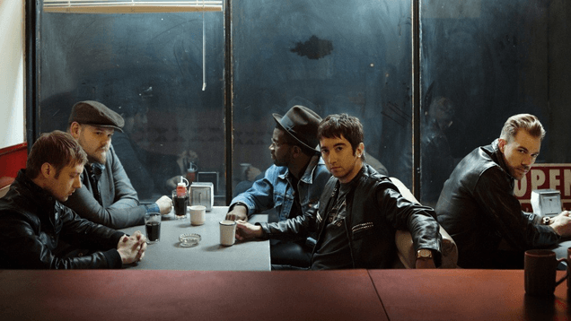 ALBUM REVIEW: PLAIN WHITE T'S - AMERICAN NIGHTS