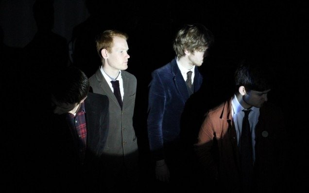 TRACK OF THE DAY: COLOR//SOUND - 'The Wolves' - listen