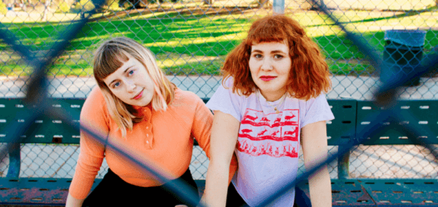 "GIRLPOOL share new track ""Cherry Picking"", + announce tour with Frankie Cosmos"