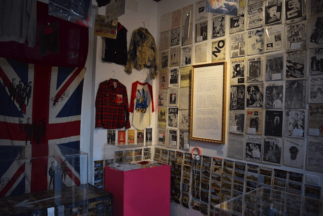 Mick Jones' Rock and Roll Public Library