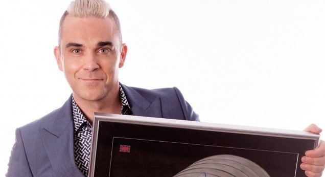 """DOING IT FOR THE KIDS"" - ROBBIE WILLIAMS AND BONHAMS ANNOUNCE A CHARITY AUCTION"