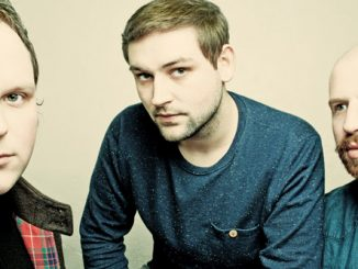 THE TWILIGHT SAD'S JAMES GRAHAM TALKS ABOUT END OF TOUR + NEW SINGLE WITH ROBERT SMITH