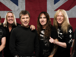 IRON MAIDEN - announce brand new album 'The Book Of Souls'