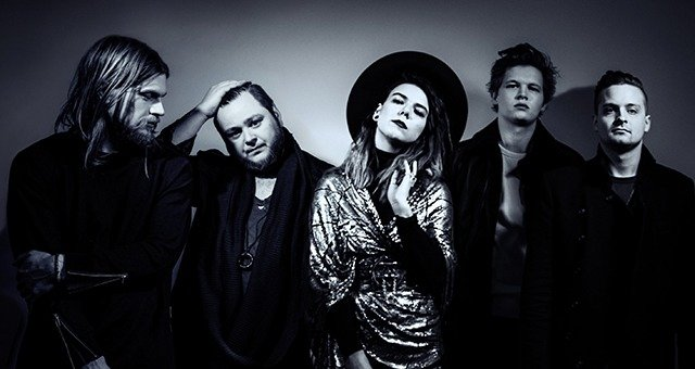 ALBUM REVIEW: OF MONSTERS AND MEN - BENEATH THE SKIN