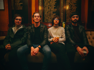 THE CHEAP THRILLS - Release new single 'Rusty' 13 July - listen