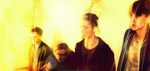 STREET PARTY IN SOHO - New single '17' - Listen