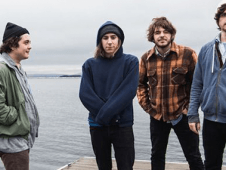 THE DISTRICTS - Share New Single 'Chlorine' - Listen